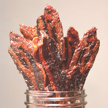 Sweet & Salty Candied Bacon